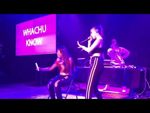 "Bhad Bhabie ""Whatchu Know"""