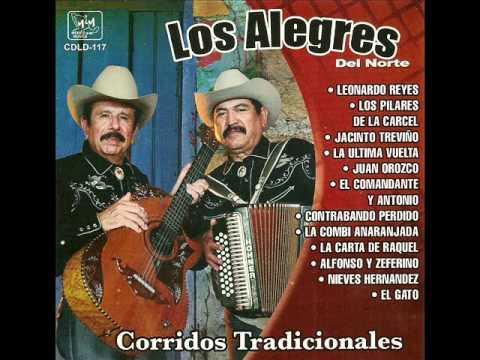 los alegres del norte- corridos tradicionales-05 JUAN OROZCO
