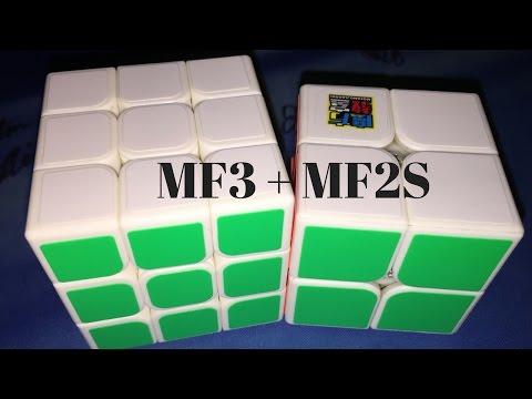 MoFang Jiaoshi MF2S + MF3 Unboxing