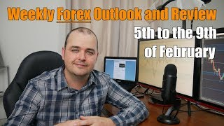 Weekly Forex Review - 5th to the 9th of February