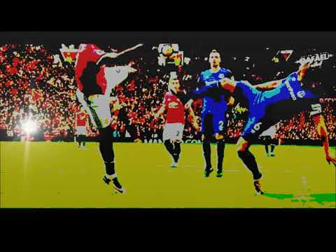 Black Night YoungT Ft        RomeluLukaku GoalMachine ManchesterUnited 1718