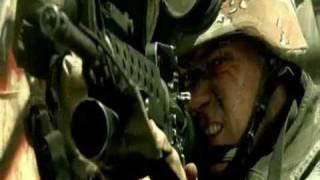 Black Hawk Down - Music Video - Riot