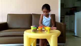 play doh unicorn poop cookie by bhavi