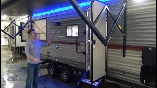 2018 Grey Wolf 19 SM by Forest River