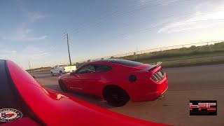 2015 Mustang GT vs. 2017 SRT Charger 392 Scat Pack