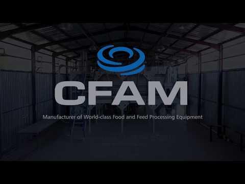 CFAM - Extrusion Display Plant