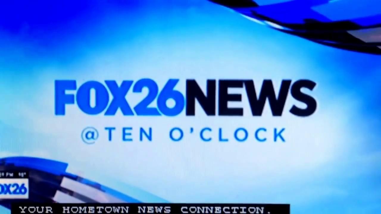 Kmph Fox 26 Ten Oclock News Open June 20 2017 Youtube