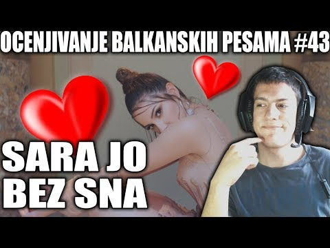 OCENJIVANJE BALKANSKIH PESAMA - Sara Jo - Bez sna