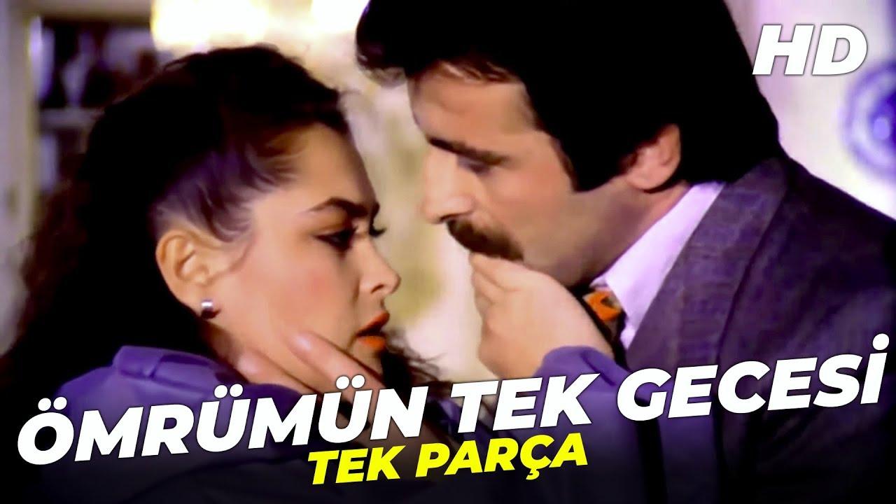 Ömrümün Tek Gecesi | Hülya Avşar Eski Türk Filmi (Restorasyonlu)