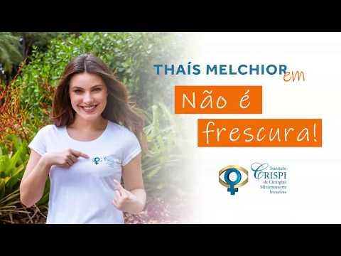 Thaís Melchior - Endometriose NÃO é Frescura!