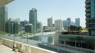 Studio in Marina quays West Tower Dubai Marina for rent