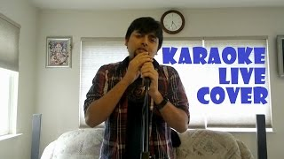 Beats and Beyond: Tere Mast Mast Do Nain - Dabangg | Karaoke Live Cover by Khanjan Damania