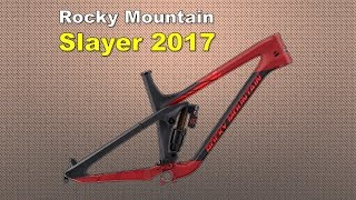 Rocky Mountain Slayer 2017 - Suspension review