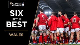 Six of the Best: Wales | Guinness Six Nations