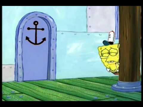 Spongebob Poop  Episode 3  Mr Krabs Has A Bladder