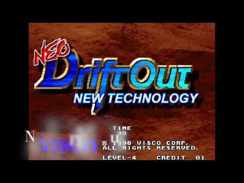 Neo Geo Racing Games