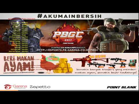 Cheat point blank garena februari 2017 / Cheat PB Terbaru