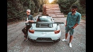 She Let Me Drive The 2018 Porsche GT2 RS!!