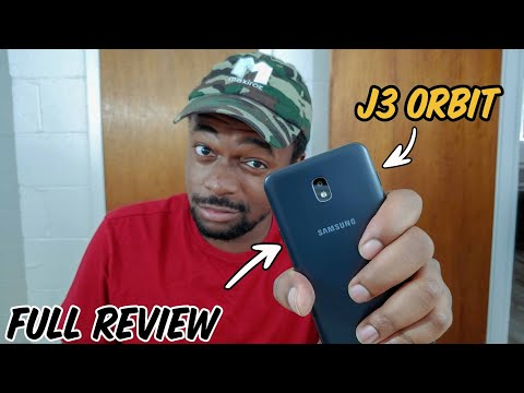 Samsung Galaxy J3 Orbit: Full Review
