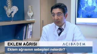 Eklem ağrısının sebepleri nelerdir?