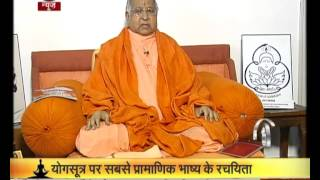 In conversation with Swami Veda Bharati