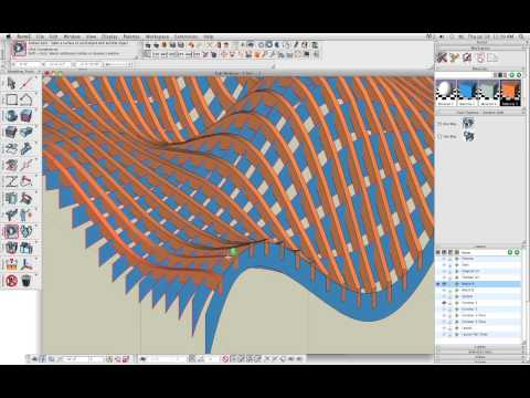 Fabricating a Lattice Structure with form•Z