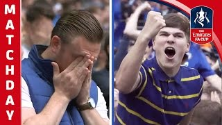 Life Of A Fan - Emotional Roller Coaster Of Chelsea Vs Spurs! | Matchday