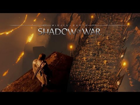 Middle-earth: Shadow of War OST - Fires of War [EXTENDED] (End Credits Scene)