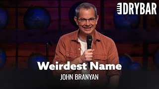 The Weirdest Name For A City You've Ever Heard. John Branyan