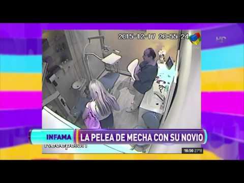 La quinta cámara del escándalo de Mercedes Sarrabayrouse, la hija de Susana Giménez