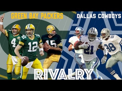 Packers vs. Cowboys: A Complete History | NFL Vault Stories