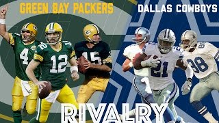 Packers vs. Cowboys: A Complete History   #ThrowbackThursday   NFL NOW