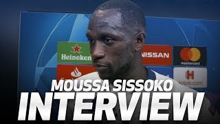 MOUSSA SISSOKO ON MAN CITY VICTORY | Spurs 1-0 Man City