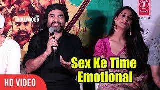 Download Video Pankaj Tripathi Reaction On The Dialogue Sex Ke Time Emotional | Phamous Trailer Launch MP3 3GP MP4