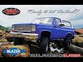 RC4WD Trail Finder 2 Chevrolet Blazer Limited Edition Unboxing