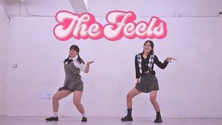 [MIRRORED]트와이스 TWICE-더필스 THE FEELS 안무 거울모드ㅣTHE FEELS cover d…