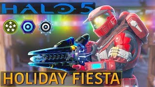 Halo 5: Guardians - 3 Games of Holiday Fiesta with Perfection and Invincible