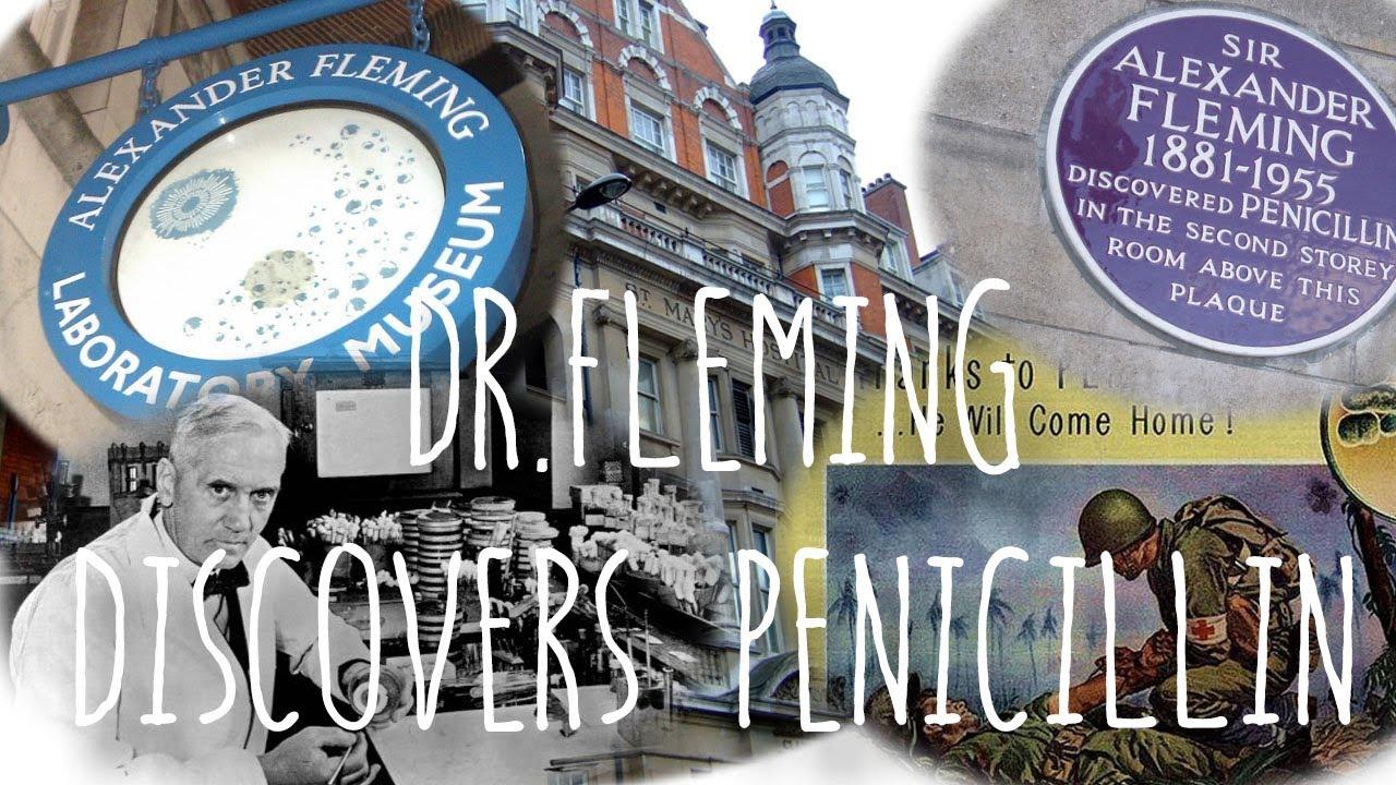 Download Dr  Alexander Fleming Discovers Penicillin