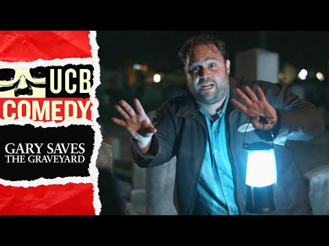 Gary Saves The Graveyard - Episode 1 | by UCB Comedy