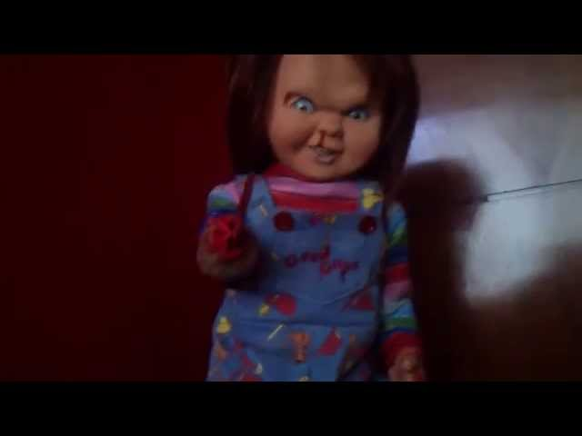 CHUCKY LIFE SIZE TALKING DOLL CHILDS PLAY 2 REPLICA