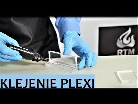 Klejenie Plexi - (Pleksi) - ze sobą - WIDEO PORADNIK
