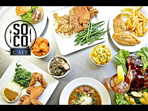 SoCo Cafe Omaha Creole Delta Southern Restaurant