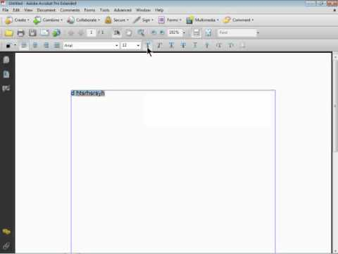 add a blank page to a pdf in acrobat youtube