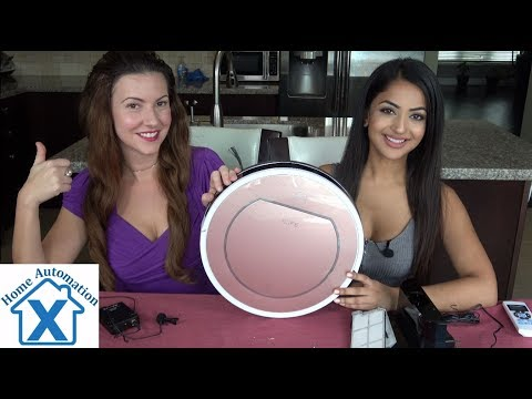 ILIFE V7s Plus Robotic Vacuum Cleaner
