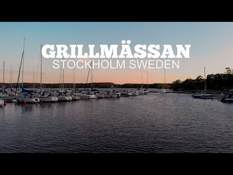 Grillmässan | Stockholm, Sweden