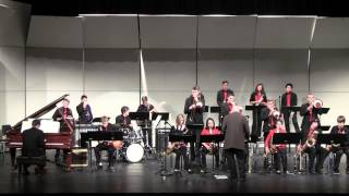 10 2014 Spring Jazz   JI   Cross Currents Video