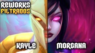Teaser KAYLE y MORGANA | Noticias LOL