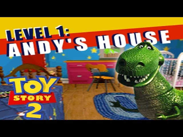 Toy Story 2 Game ps1 y n64 - Toy Story 2 - En Español - Capitulo 1 (Gameplay) Videos De Viajes