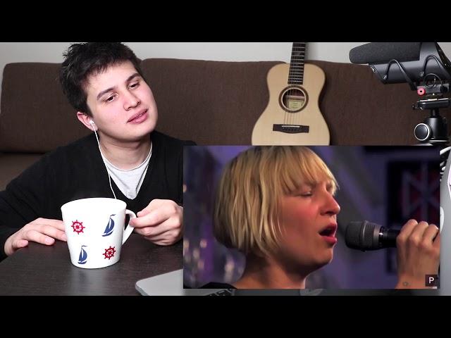 Vocal Coach Reaction to Sias Best Live Vocals