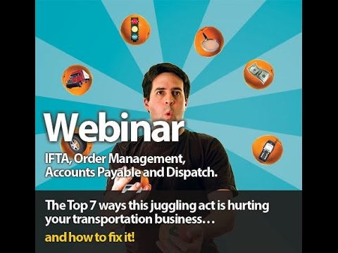 The Top 7 ways this juggling act is hurting your transportation business… and how to fix it!